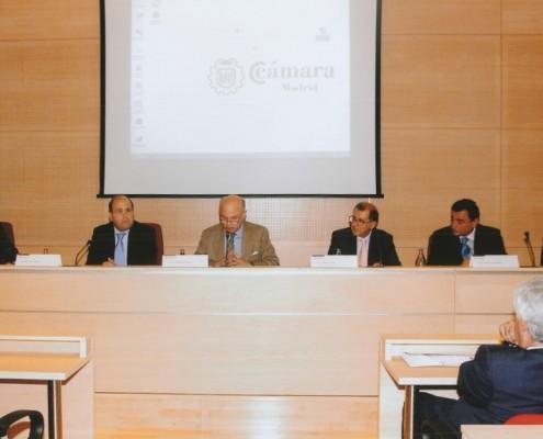 El Club de Exportadores organizó, junto con la Cámara de Madrid, la III Jornada sobre Mercados Emergente