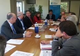 Numerosas empresas del Club están desarrollando proyectos en el mercado chileno