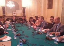 Las empresas del Club se mostraron especialmente interesadas en la colaboración franco-española para terceros mercados