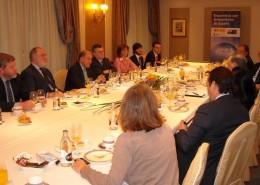 Nuestros socios mantuvieron una reunión de trabajo con el embajador de España en Australia, Enrique Viguera