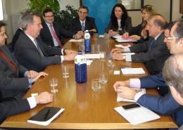Nuestros socios mantuvieron una reunión con el nuevo embajador de España en Vietnam, Alfonso Tena