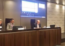 Balbino Prieto, presidente del Club de Exportadores e Inversores, fue el encargado de clausurar la jornada