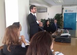 El Club organizó junto con Evolutiza Abogados & Asesores Tributarios una sesión informativa sobre precios de transferencia en el comercio internacional