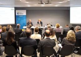Por cortesía de Cesce, el seminario se celebró en su sede