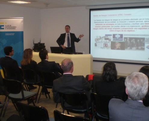 Fernando Caballero, director de Aon Global Risk Consulting