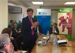Antonio Cuenca, socio director de Evolutiza fue el ponente de la sesión