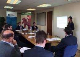 El Club organizó un seminario en colaboración con Evolutiza Abogados & Asesores sobre fusiones, adquisiciones y reestructuraciones