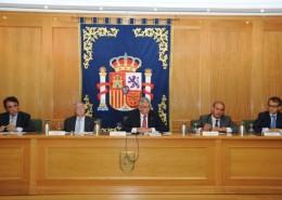 La mesa redonda se celebró en el salón de actos del Ceseden