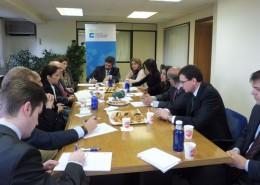 El Club de Exportadores e ICEX organizaron una reunión con la consejera comercial de España en Brasilia