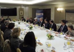 El Club de Exportadores organizó para sus socios un encuentro con el embajador de España en Egipto