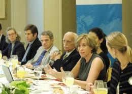 Las empresas socias del Club mostraron un gran interés por los programas de conversión de deuda con Cuba
