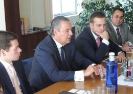 Gerardo Gutiérrez Candiani, presidente de la Autoridad Federal para el Desarrollo de las Zonas Económicas Especiales de México