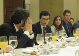 Luis Moreno, consejero comercial jefe de España en Rabat