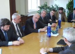 El embajador Pablo Gómez de Olea explicó las oportunidades para empresas españolas en Colombia