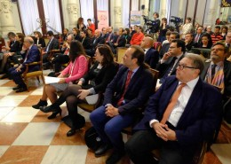 La jornada contó con el apoyo de Cajamar, que también ofreció a los asistentes una ponencia sobre financiación internacional