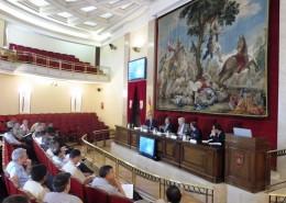 La mesa redonda tuvo lugar en el Centro Superior de Estudios de la Defensa Nacional