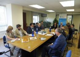 El Club de Exportadores e Inversores e ICEX organizaron una reunión para los socios del Club con el consejero comercial en Irán