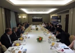 Los socios del Club de Exportadores mantuvieron un encuentro con el embajador de España en Costa de Marfil