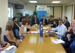 El Club de Exportadores e ICEX organizaron una reunión de trabajo con la consejera comercial de España en Senegal